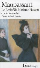 Rosier de Madame Husson (Folio) (French Edition)