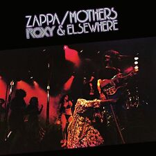 Frank Zappa ROXY & ELSEWHERE Live 180g PALLAS Gatefold NEW SEALED VINYL 2 LP