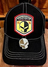 "CORVETTE RACING TEAM, VERY RARE C7 ""Jake Skull"" RACE DAY EVENT CAP, 24H LEMANS!"