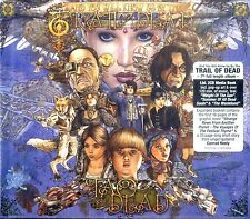 AND YOU WILL KNOW US BY THE TRAIL OF DEAD Tao of the Dead 2CD Mediabook SEALED