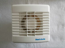 VENT-AXIA IP44 100MM BASIC BATHROOM CLOAKROOM FAN - SWITCH OPERATED