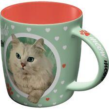 Kaffeetasse Cat Lover Retro Kaffeepott