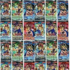 YuGiOh Lot of 6 Booster Packs Legend of Blue-Eyes +Metal Raiders + IOC Boosters