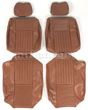 Alfa Romeo 2000 Berlina Brown Seat Covers Set New