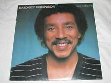 Smokey Robinson Being With You 1981 Tamla # T8-375M1 R&B NEO-SOUL Sealed LP