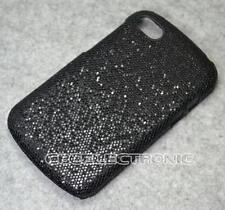 New Black Bling Glister hard case cover for Blackberry Q10
