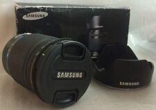 Samsung Objektiv 16-45 F4 Für Samsung GX-Kameras und Samsung SLR Digitalkameras
