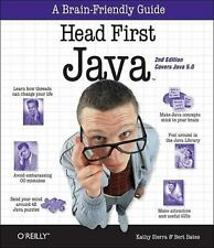 NEW - Head First Java, 2nd Edition by Sierra, Kathy; Bates, Bert