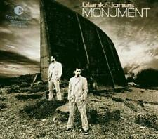 BLANK & JONES = monument =2CD= TRANCE BREAKBEAT PROGRESSIVE TRANCE !!
