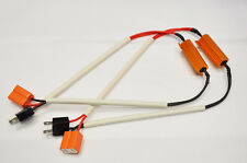 2x H7 50W 6Ohm Load Resistor Fixes OBC CANBUS Warning Errors Fog Light DRL LED