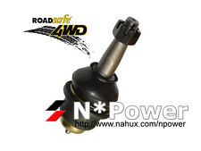ROADSAFE FRONT UPPER ARM EXTENDED BALL JOINT FOR NISSAN NAVARA D40 9.05-12.06