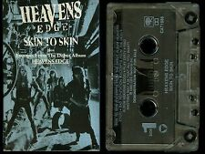 Heavens Edge Skin To Skin PROMO USA Cassette Single Tape