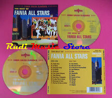 CD The Best Of Fania All Stars Compilation no mc vhs dvd(C37)