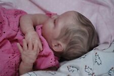 Reborn CUSTOM MADE NAOMI ooak fake baby lifelike vinyl art ARTIST doll LE