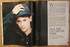 Jack O'Connell - Telegraph Magazine – 15 March 2014