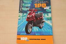 169612) Peugeot Trekker 100 Prospekt 200?