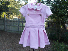 Ralph Lauren, Pink Corduroy Jumper, with Pink Starting Out One-Piece, Size 18 M