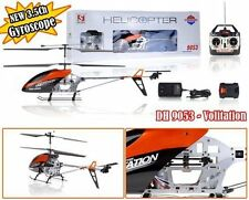 "Double Horse 9053 26 "" 3.5 Channel Outdoor Metal Gyro RC Helicopter -- Xmas Gift"