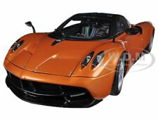 PAGANI HUAYRA METALLIC BRONZE 1/18 DIECAST CAR MODEL BY AUTOART 78269