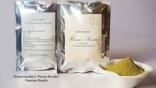 ★Green Junction's Fresh Leaves Henna / HennaPowder (400gms)Double layer packing★