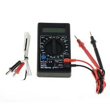 Digital Multimeter Volt/ Amp/Ohm/Temperature Meter Vehicle Voltage Tester EPYG
