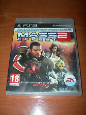 MASS EFFECT 2 PS3 (PAL ESPAÑA PRECINTADO)