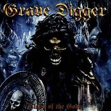 Clash of the Gods by Grave Digger (CD, Sep-2012, Napalm Records)