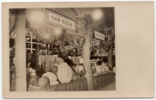 RPPC San Diego & Los Angeles Fruit & Vegetable Exhibit @ 1915 Exposition~107100