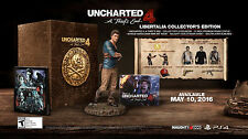 NEW Uncharted 4: A Thief's End Libertalia Collector's Edition Sony PlayStation 4