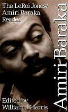 The LeRoi Jones/Amiri Baraka Reader by Baraka, Amiri
