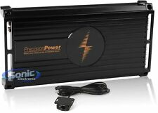 Precision Power PPI P1000.1 1000W RMS Monoblock Phantom Class D Car Amplifier
