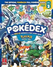 Pokemon Diamond & Pearl Pokedex: Prima Official Game Guide Vol. 2 (Prima Officia