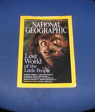 NATIONAL GEOGRAPHIC MAGAZINE APRIL 2005 - EARLY HUMANS/SPACE PLANE/MOKEN/EGYPT