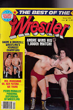 The Best of the Wrestler Andre the Giant Pedro Morales Gagne Winter 1982