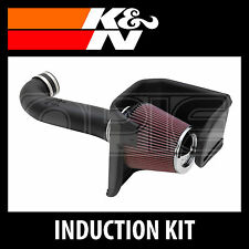 K&N 57i Gen 2 Performance Air Induction Kit 57-1542 - K and N High Flow Part