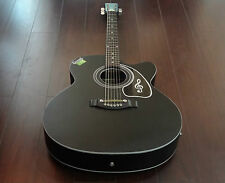 Givson Acoustic Guitar (Venus Special)Black Matt (100%Genuine - Incl of VAT)