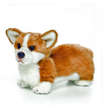 Corgi Dog Soft Plush Toy NEW Small 9inches/22.5cm Quality Nat and Jules