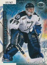 99-00 Dynagon Ice ICE BLUE xx/67 Made! Dan CLOUTIER #179 - Lightning