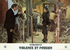 SILVANA MANGANO VIOLENCE ET PASSION VISCONTI 1974 VINTAGE PHOTO LOBBY CARD #5