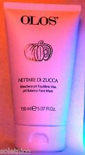 OLOS news NECTAR OF PUMPKIN FACE MASK PH BALANCE 150 ml. NO PARABENS