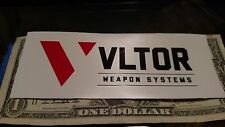 Vltor Weapon Systems Vinyl Sticker Decal OEM Original Authentic Hunt Rifle Gun