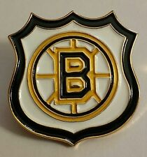 BOSTON BRUINS SHIELD LAPEL PIN