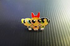 Powerpuff anime Power Puff THREE GIRLS Pin