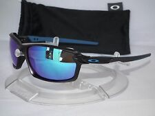 OAKLEY CARBON SHIFT Carbon Fiber SUNGLASSES OO9302-02 Matte Black Sapphire Irid