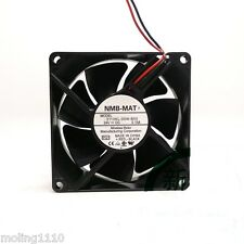 NMB-MAT Blowers 3110KL-05W-B50 8025 8cm 80mm DC 24V 0.15A server cooling fan