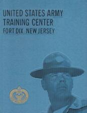 U.S. Army Training Center Fort Dix New Jersey Company D 1977 6th Batta Yearbook