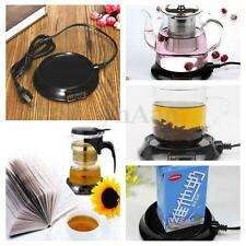 Electronic Teapot Teacup Blooming Coffee Mug Cup Warmer Heater Pad 220V/20w