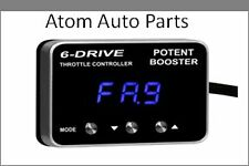 AUDI A3 A4  ALL ENGINES THROTTLE CONTROLLER WIND BOOSTER - 6 DRIVE