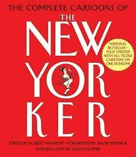 The Complete Cartoons of the New Yorker (Paperback) by Robert Mankoff.