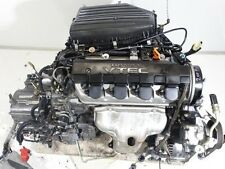 JDM HONDA CIVIC D17A 1.7L SOHC VTEC ENGINE 2001 2002 2003 2004 2005